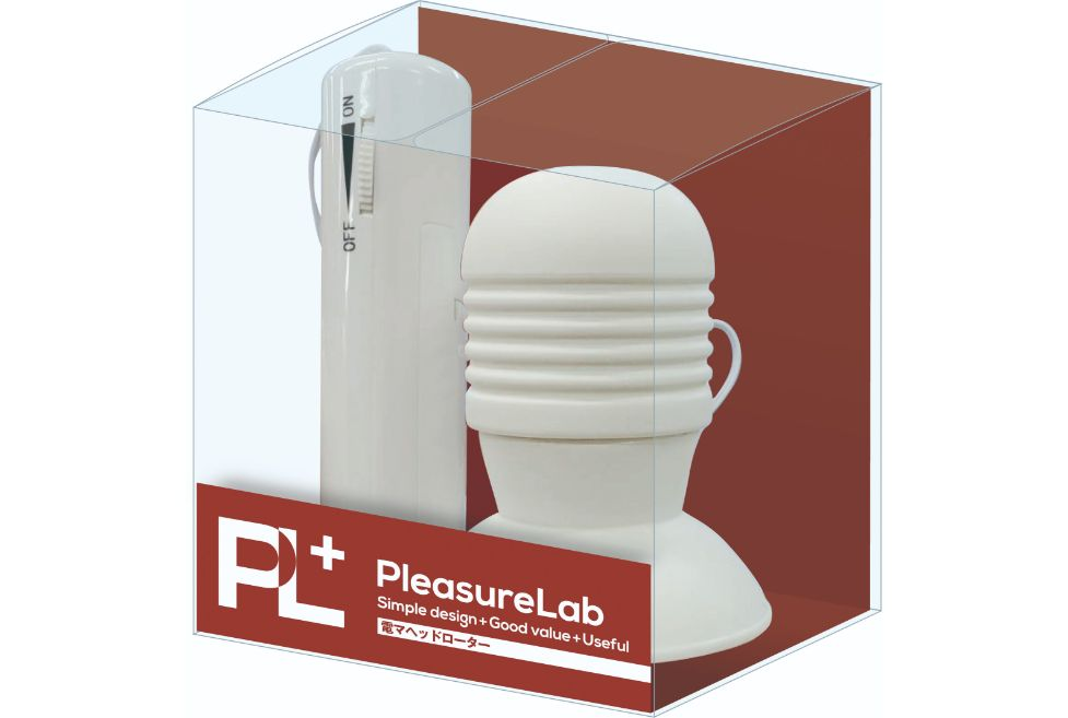 PleasureLab 電マヘッドローター